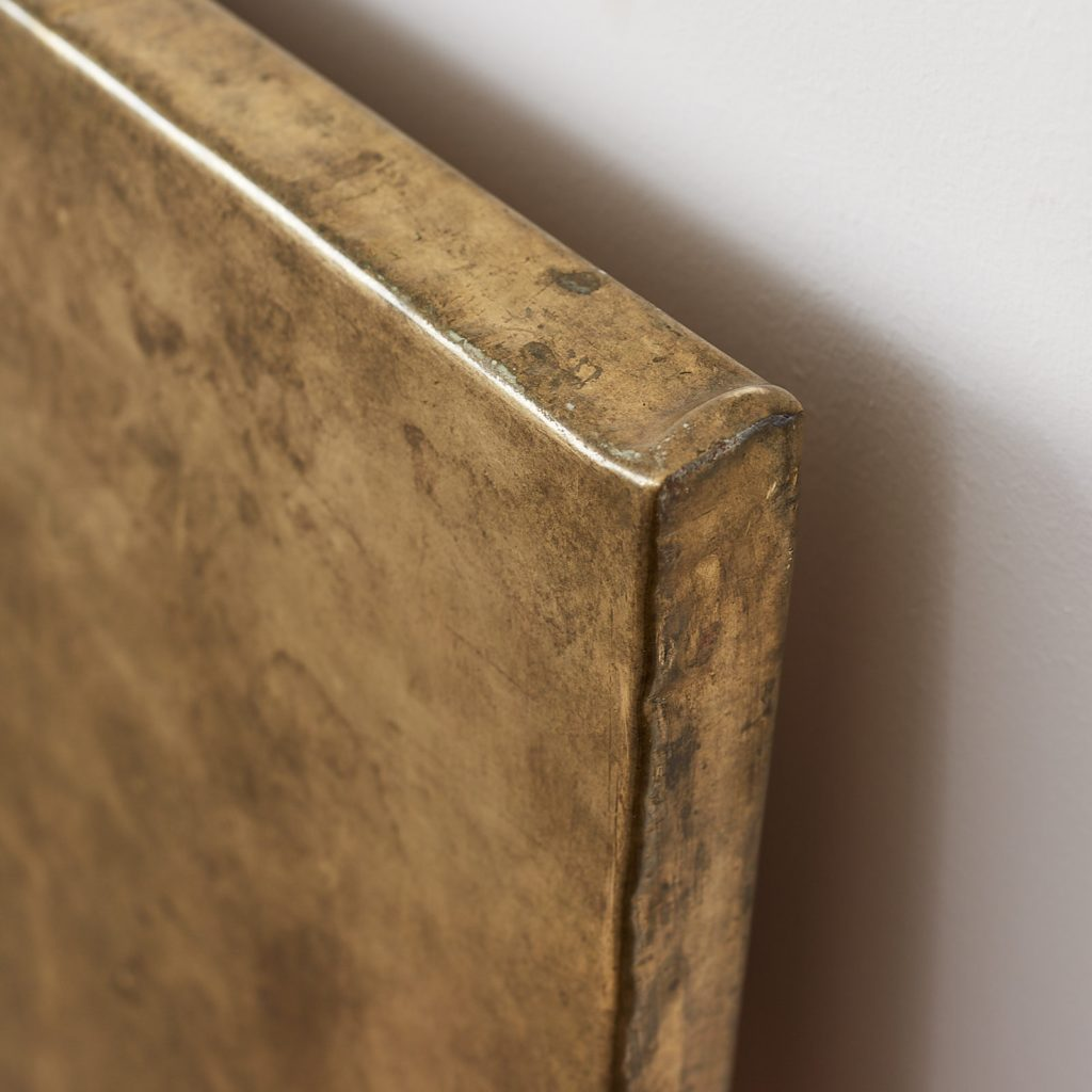Brass table top,-124892