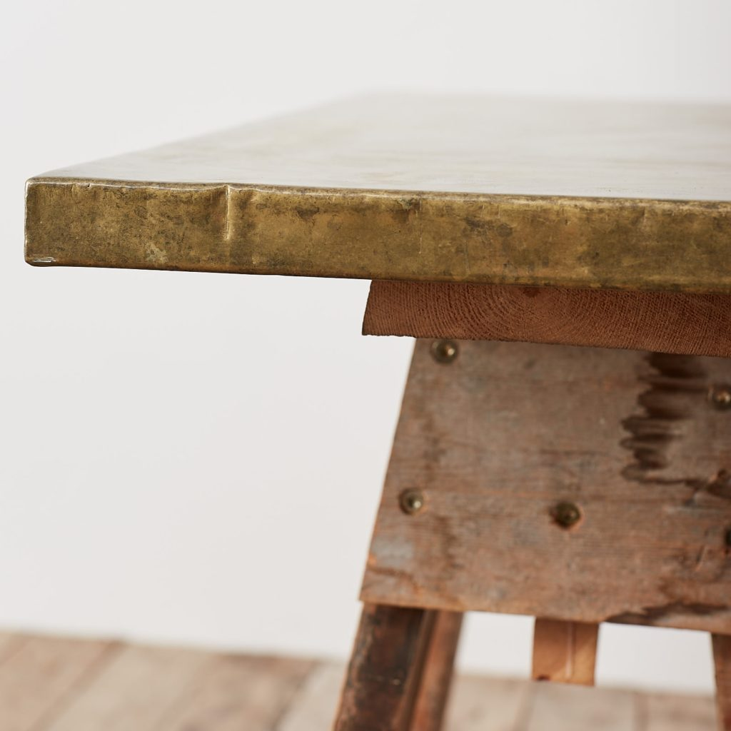 Brass table top,-124896