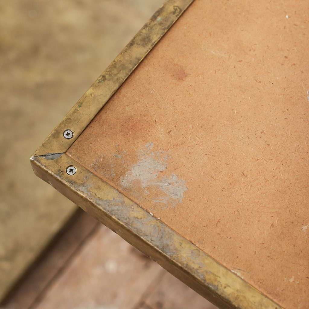 Brass table top,-124898