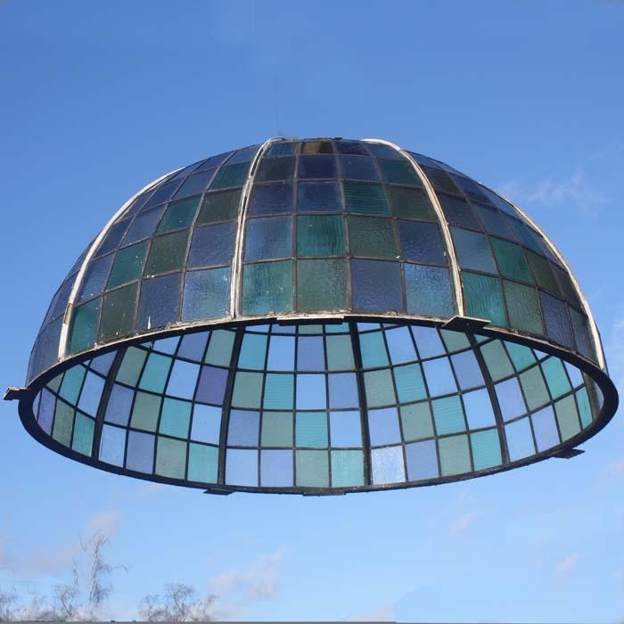 domed skylight