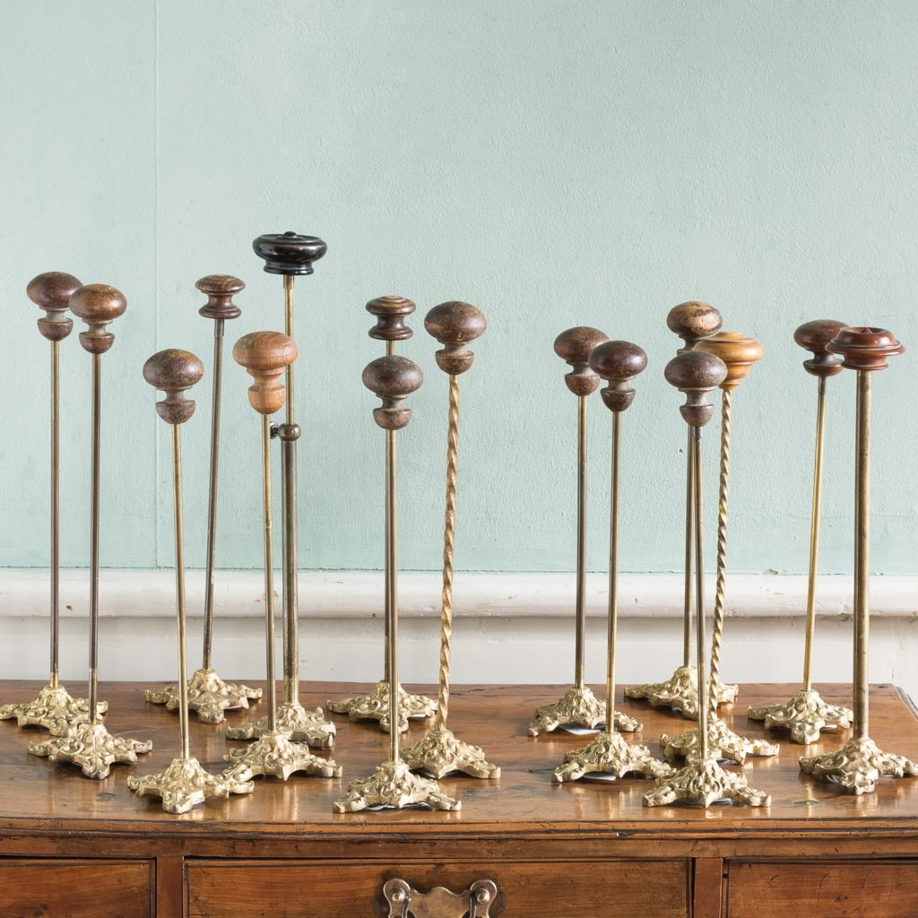 Nineteenth century shop display stands