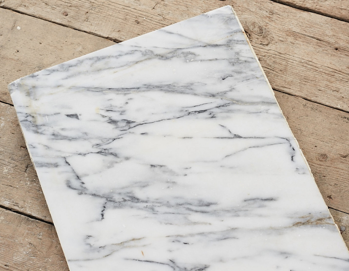 paonazzo light coloured marble piece