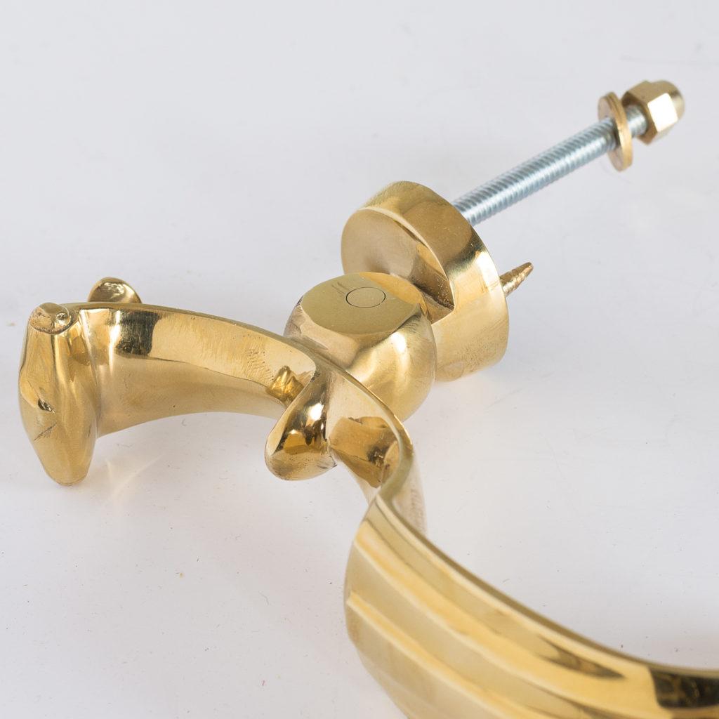 Brass Doctor's knocker