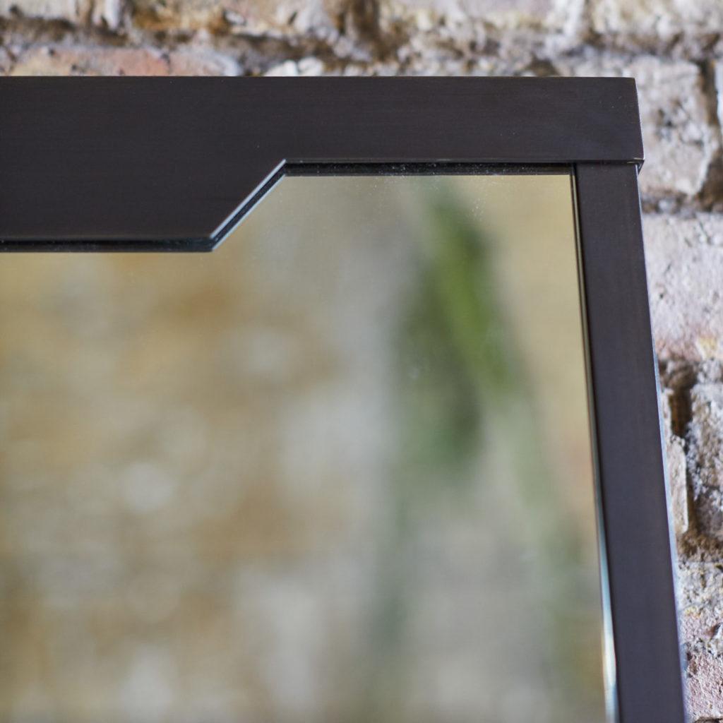 Modern wall mirror,-127844