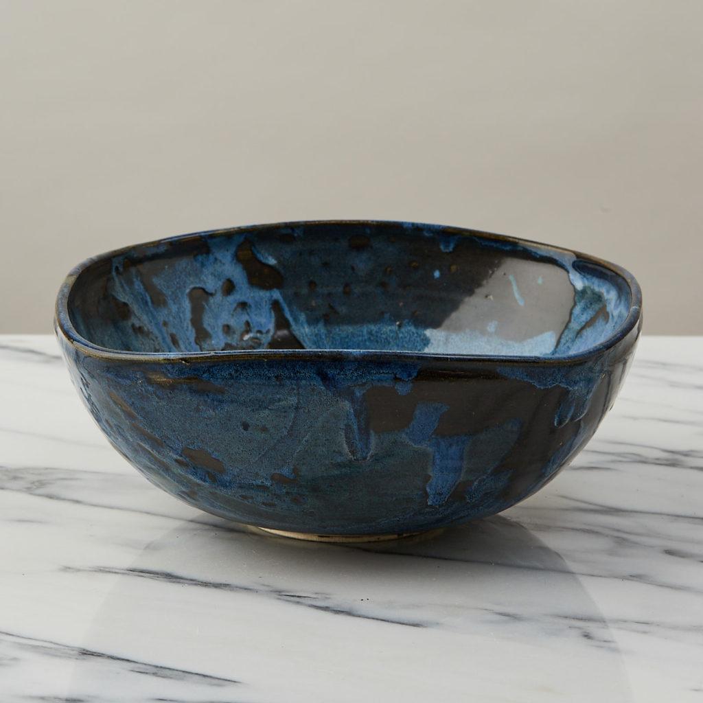 A nesting set of ceramic bowls,-127350
