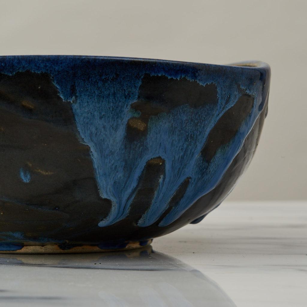A nesting set of ceramic bowls,-127353