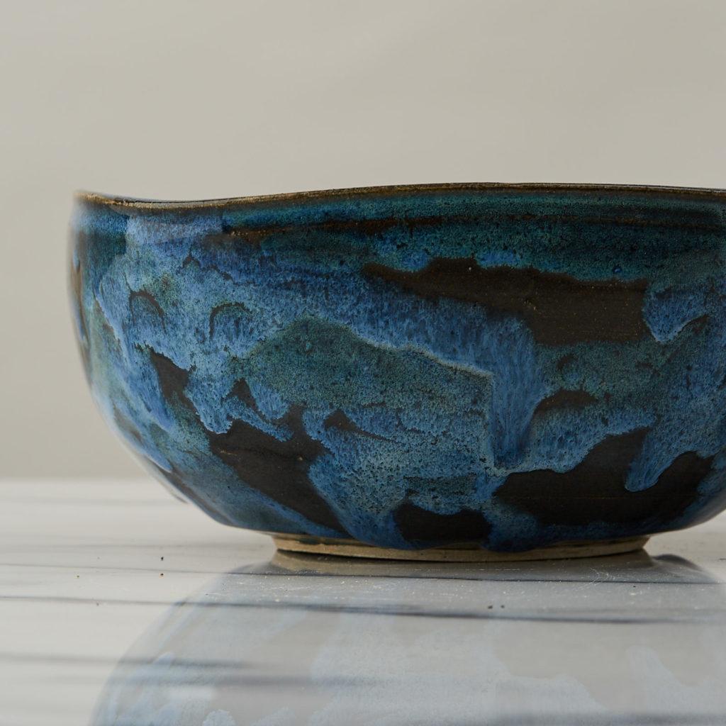 A nesting set of ceramic bowls,-127357
