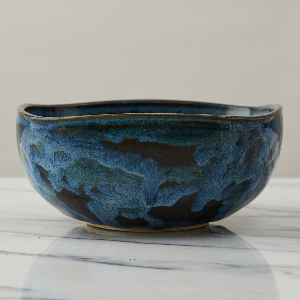 A nesting set of ceramic bowls,-127358