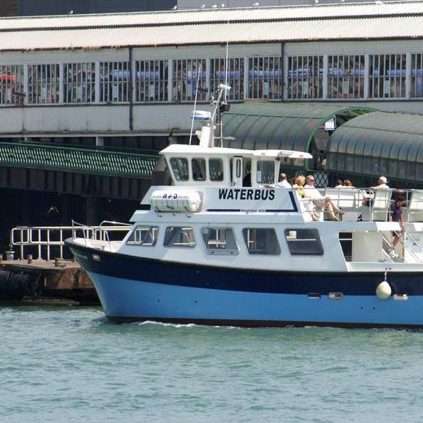 Portsmouth Pontoon Railing