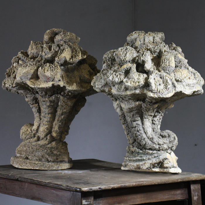 Stone cornucopia