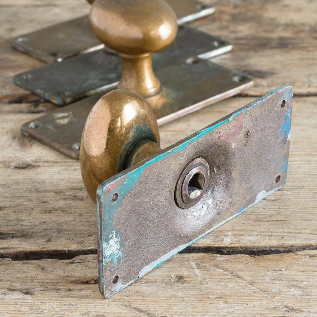 Inverness Catering College brass door handles,-128005