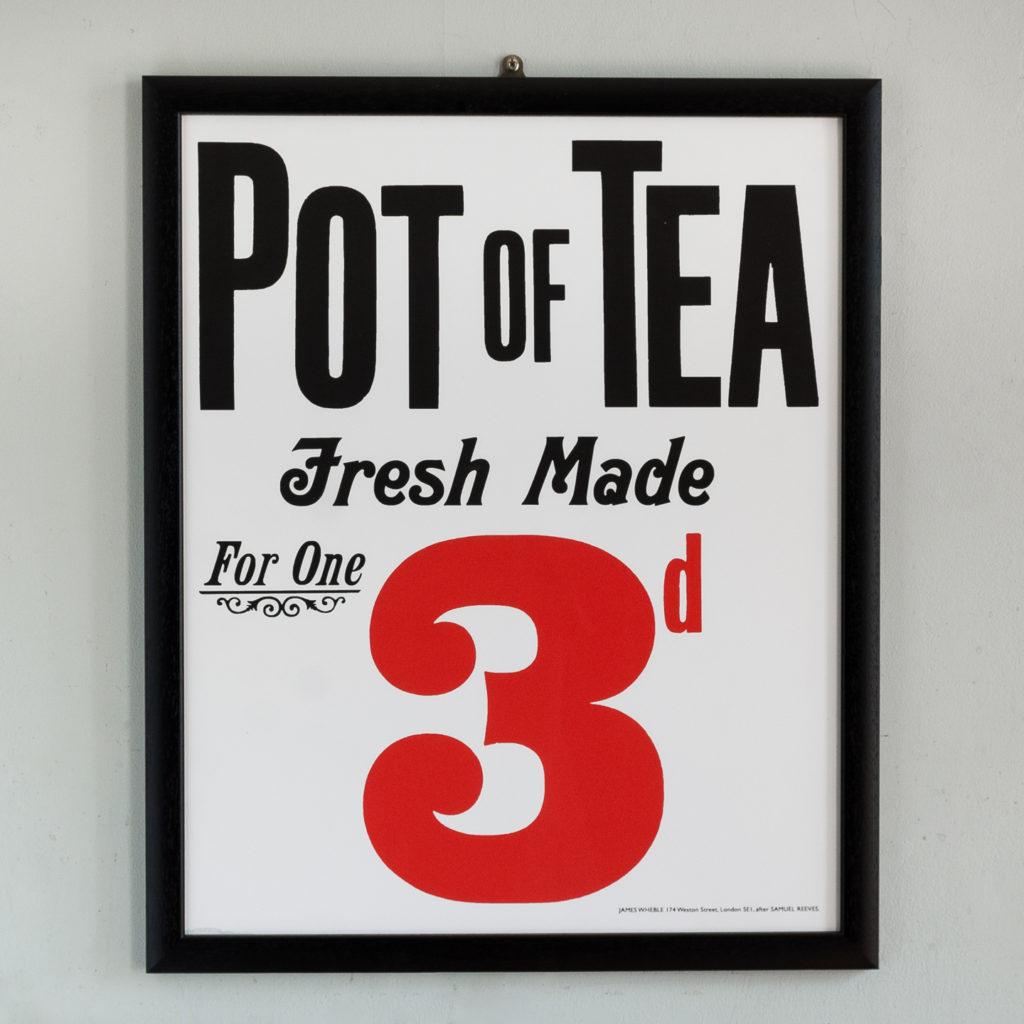 Pot of Tea Fresh Made