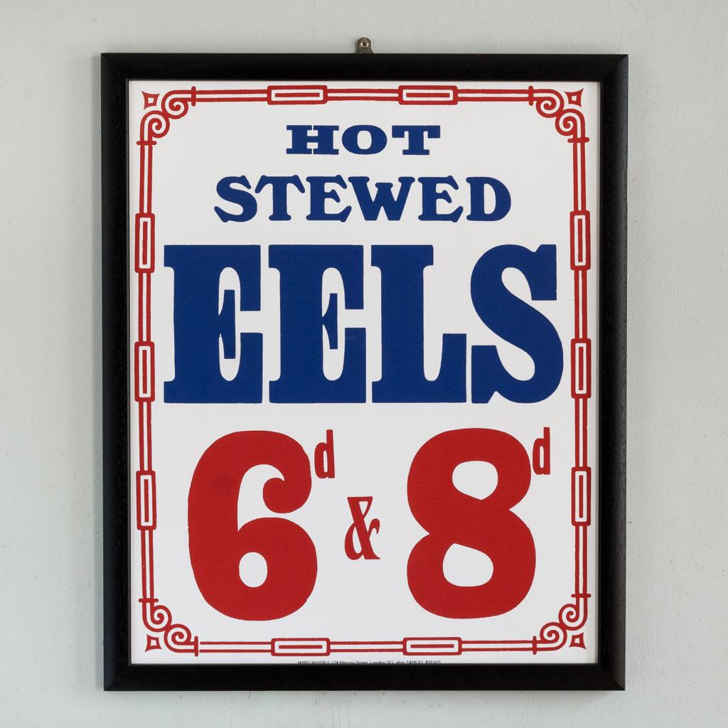 Hot Stewed Eels