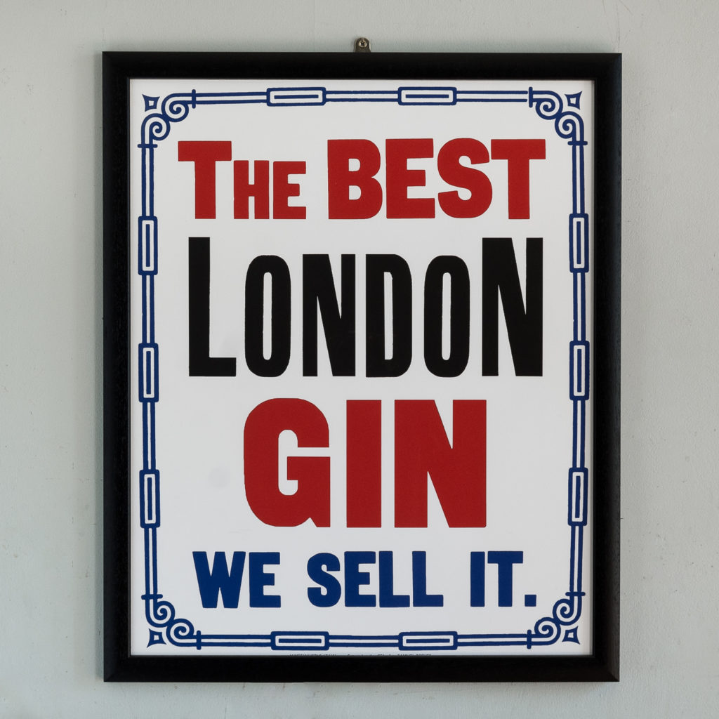 The Best London Gin