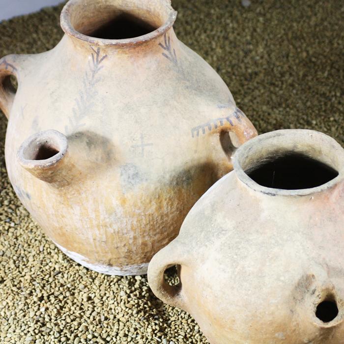 Moroccan milk pot