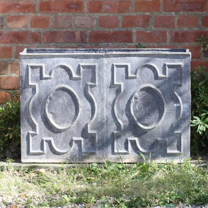 lead cistern
