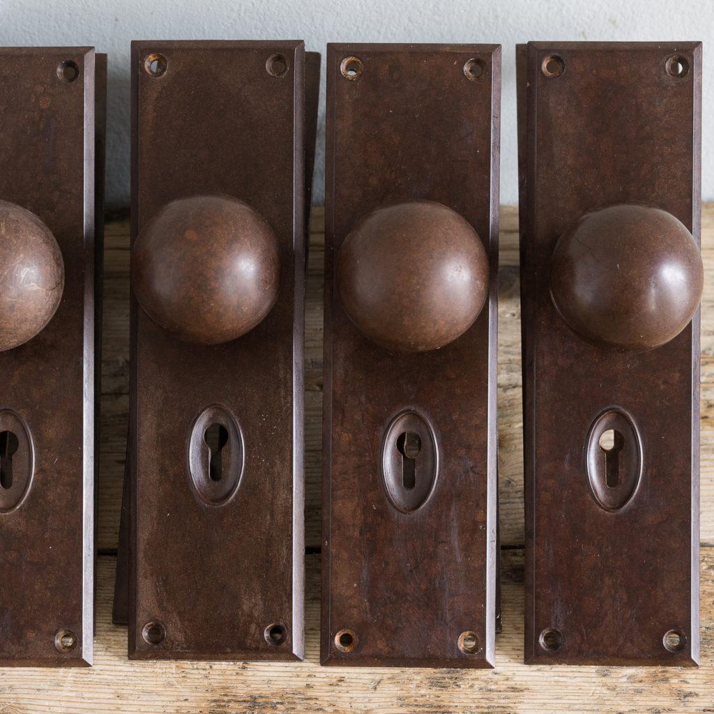 1930s bakelite door knobs,-128564