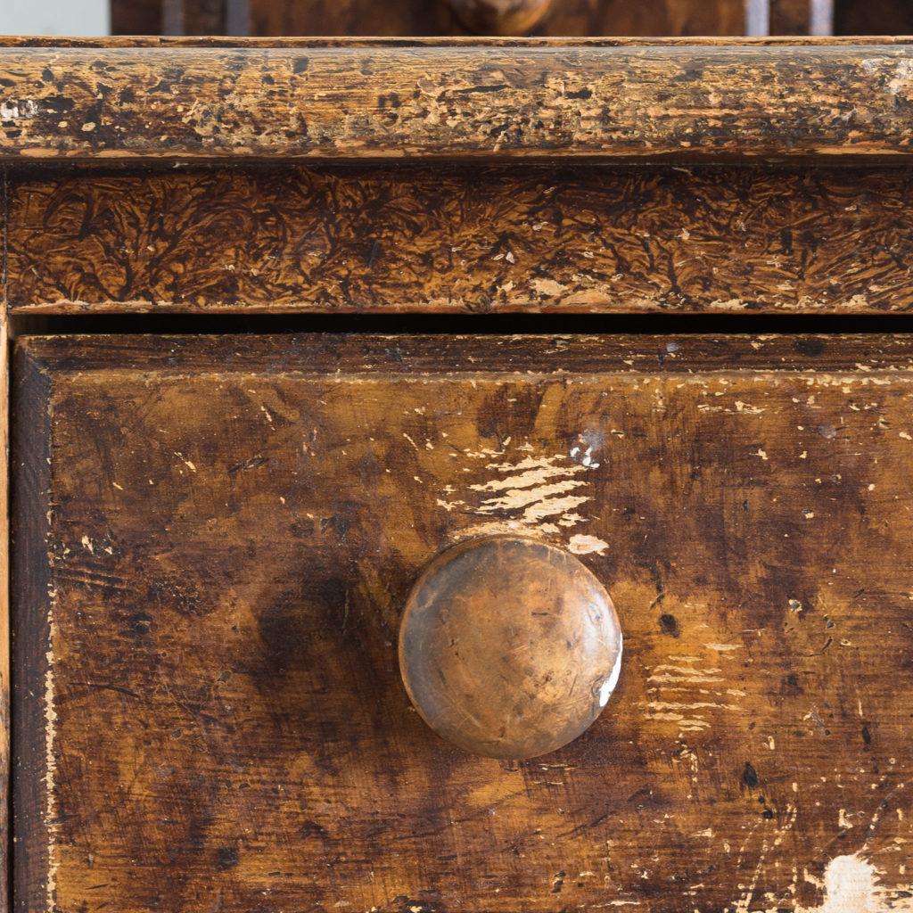 Scumble glazed Lincolnshire dresser,-129512