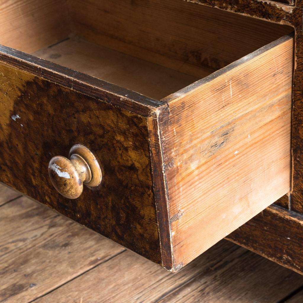 Scumble glazed Lincolnshire dresser,-129515