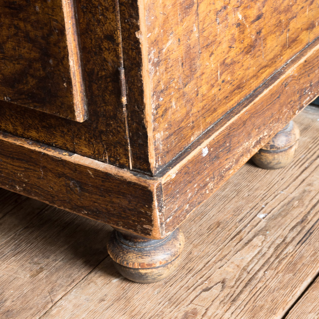 Scumble glazed Lincolnshire dresser,-129514