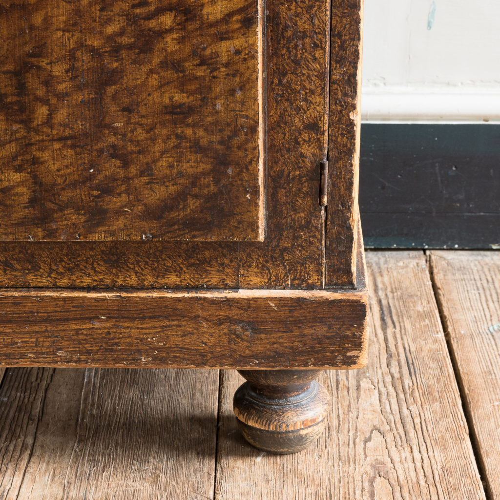 Scumble glazed Lincolnshire dresser,-129516
