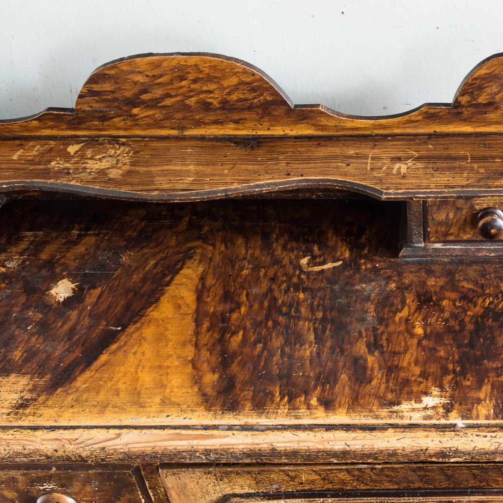 Scumble glazed Lincolnshire dresser,-129523