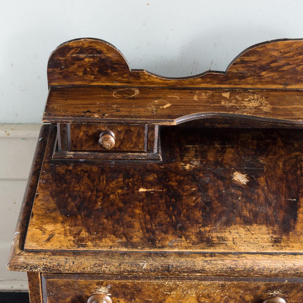 Scumble glazed Lincolnshire dresser,-129522
