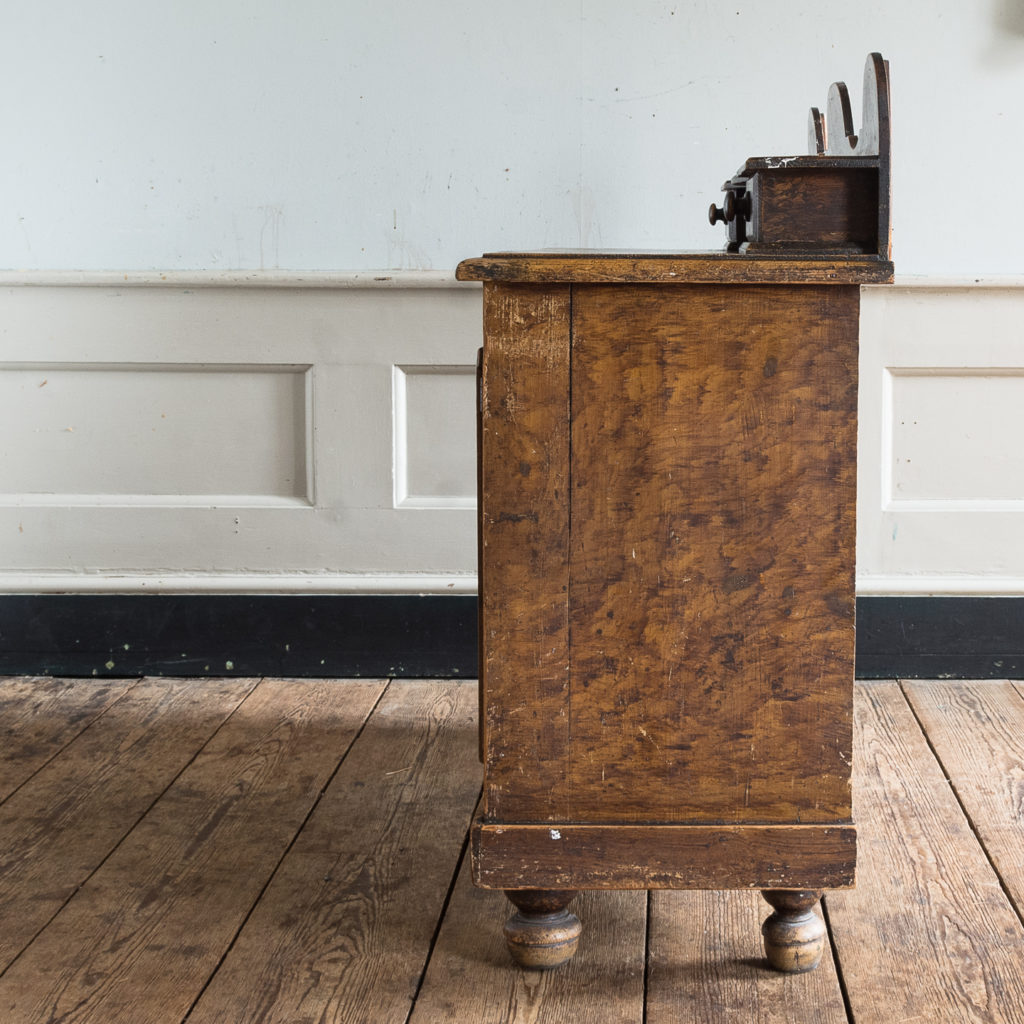 Scumble glazed Lincolnshire dresser,-129506