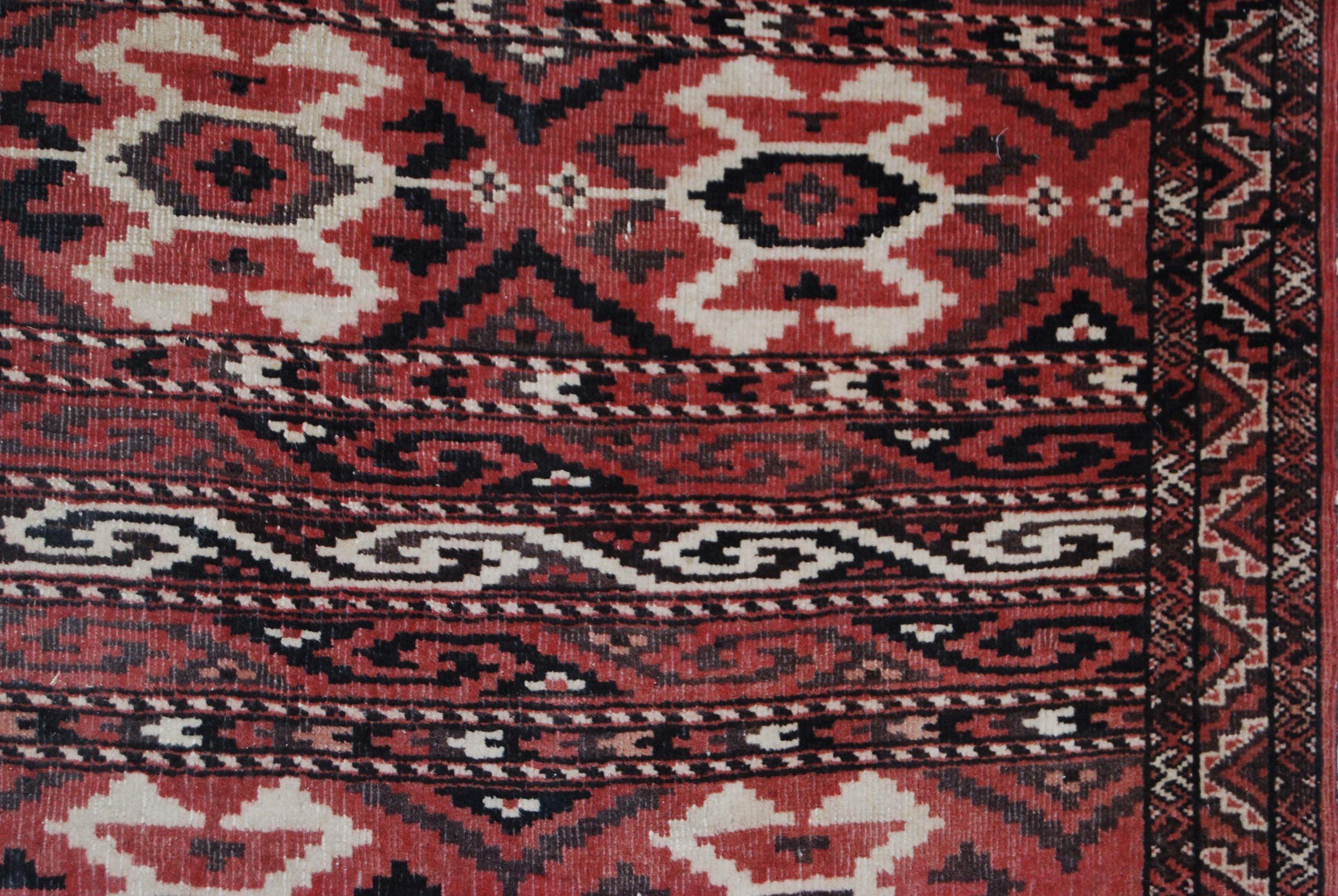 A Yomut Turkomen rug-130330
