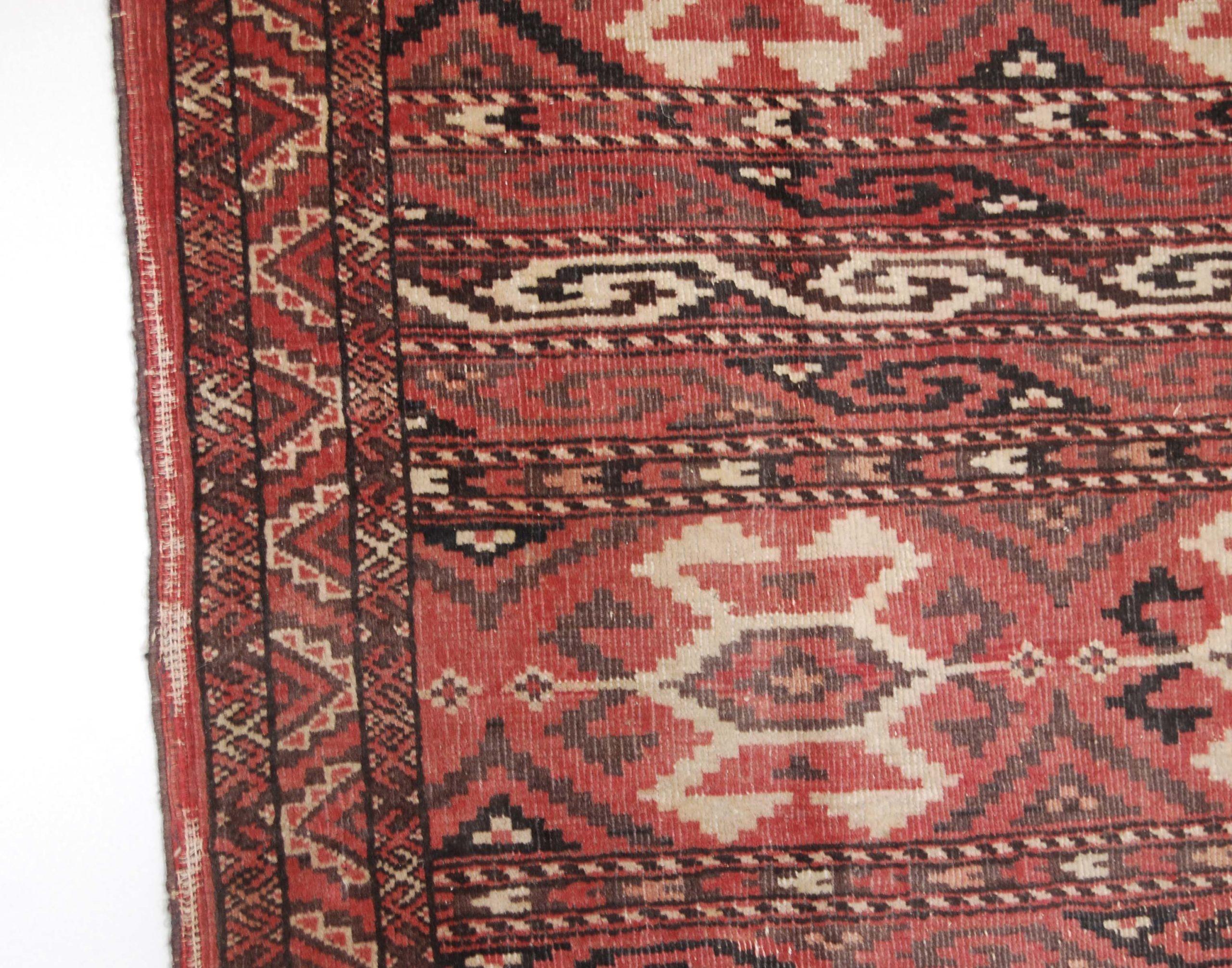 A Yomut Turkomen rug-130329