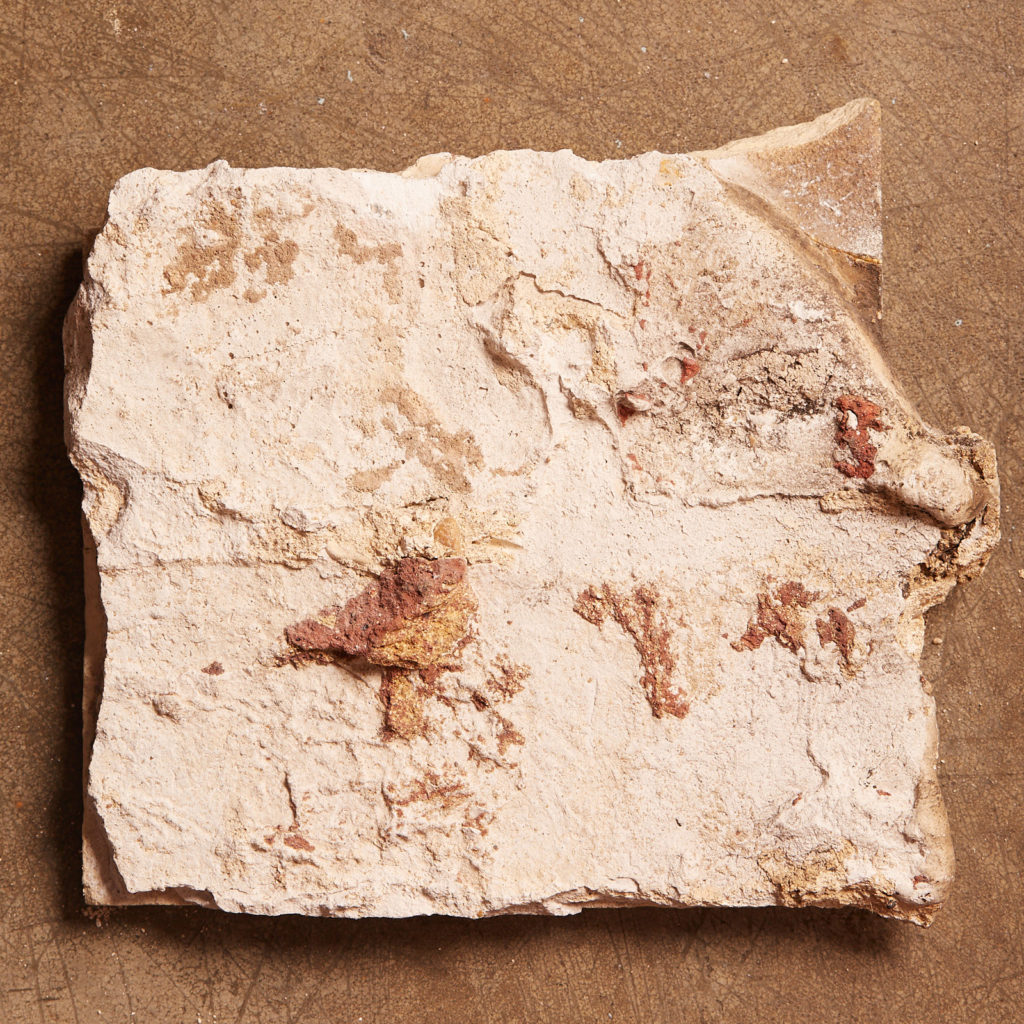 Dutch delft 'bijbeltegel' -130267