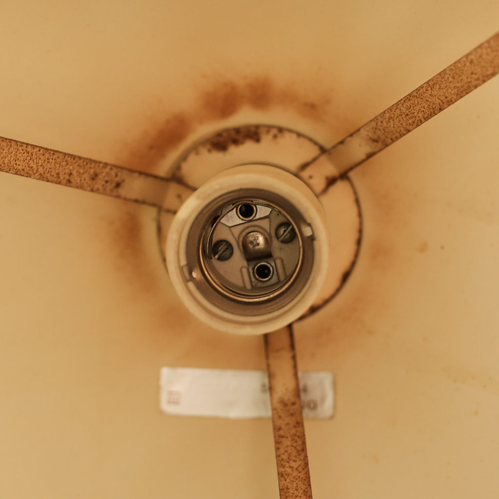 Copper ceiling light,-131295