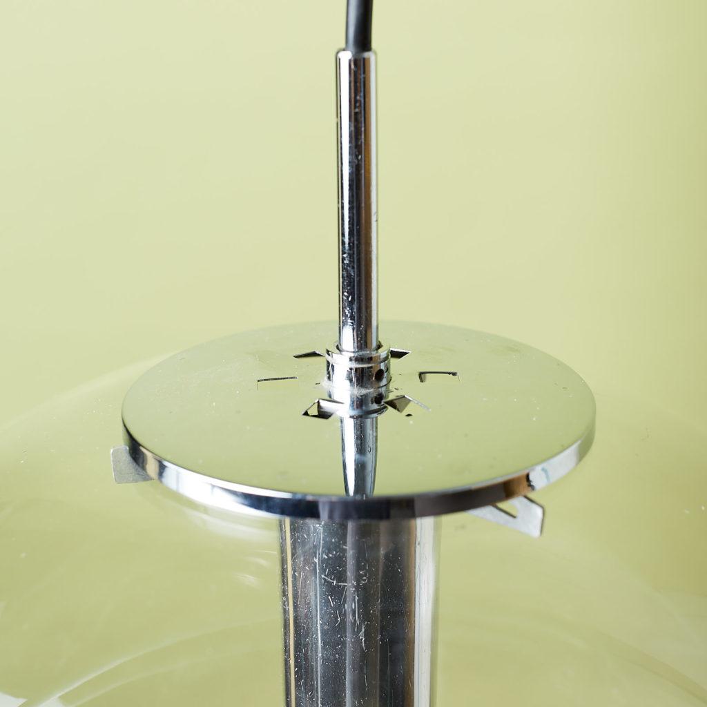 Modern glass pendant globe,-131342