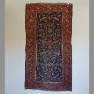 A Hamadan rug-0