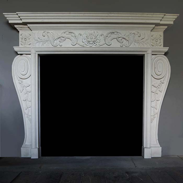 Georgian Chimneypiece