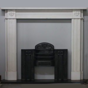 Regency fireplace