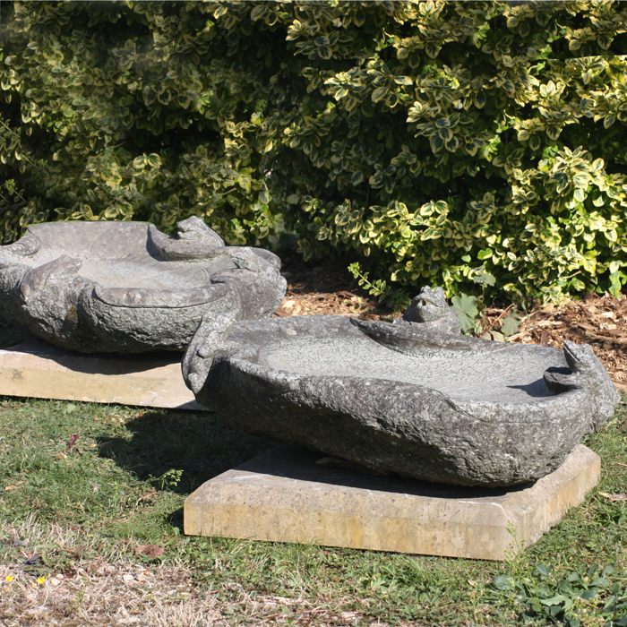 granite birdbaths