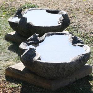 granite birdbaths
