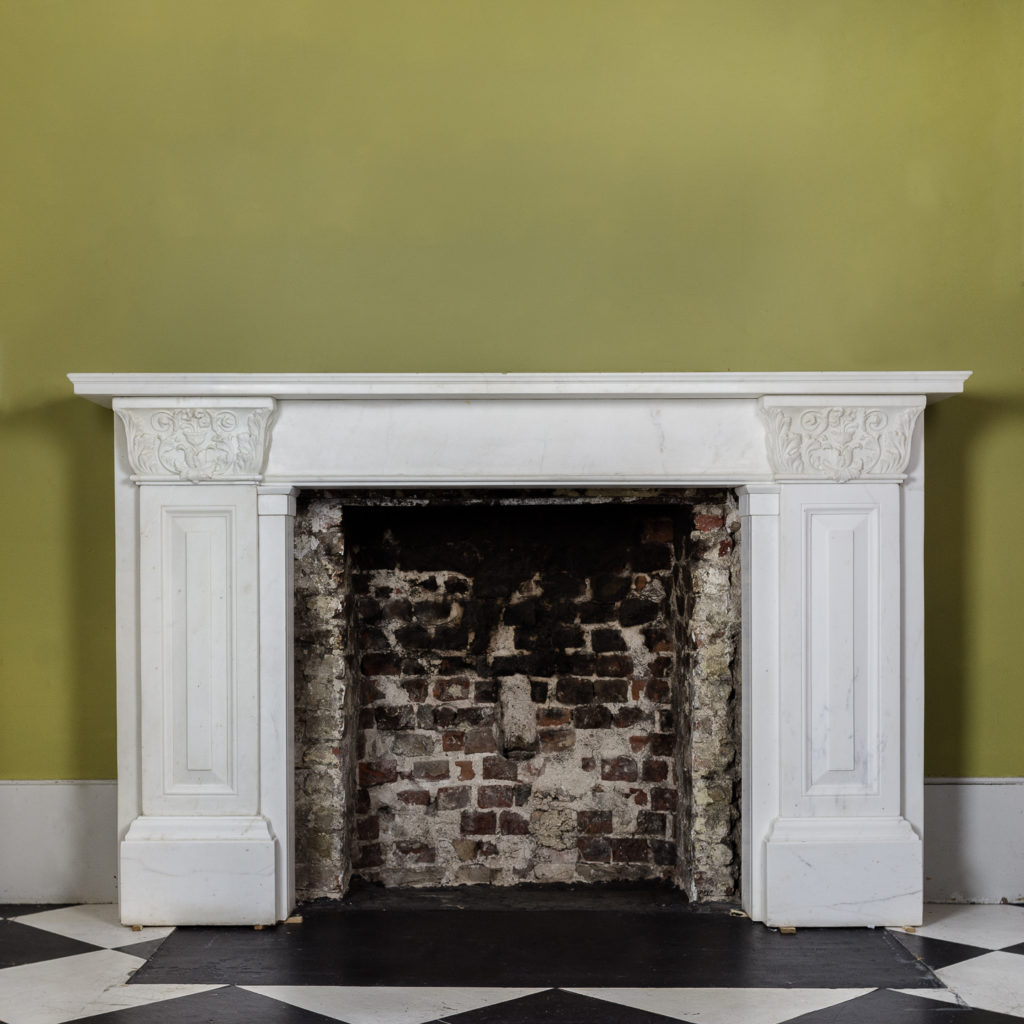 The Theatre Royal Covent Garden chimneypieces,
