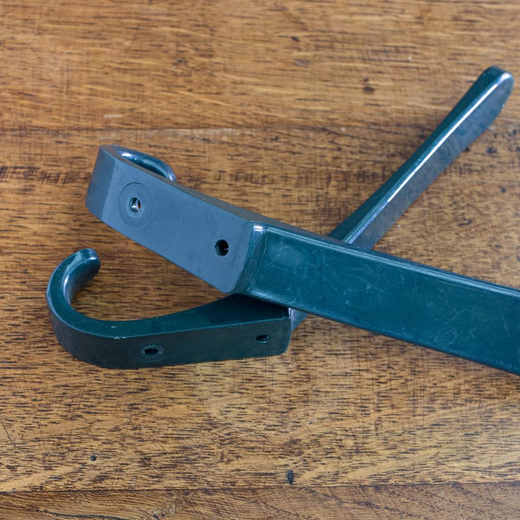 Plastic school coat hooks,-131645