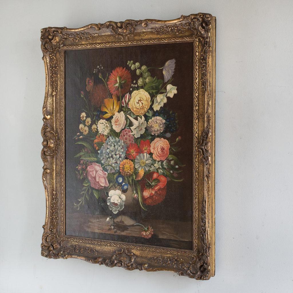 Dutch style, floral still-life,-130878
