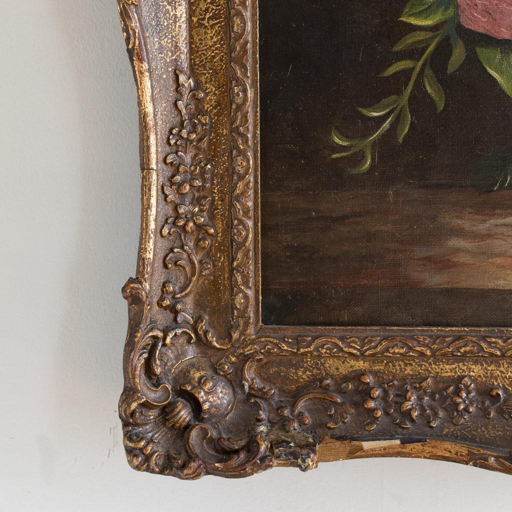 Dutch style, floral still-life,-130881