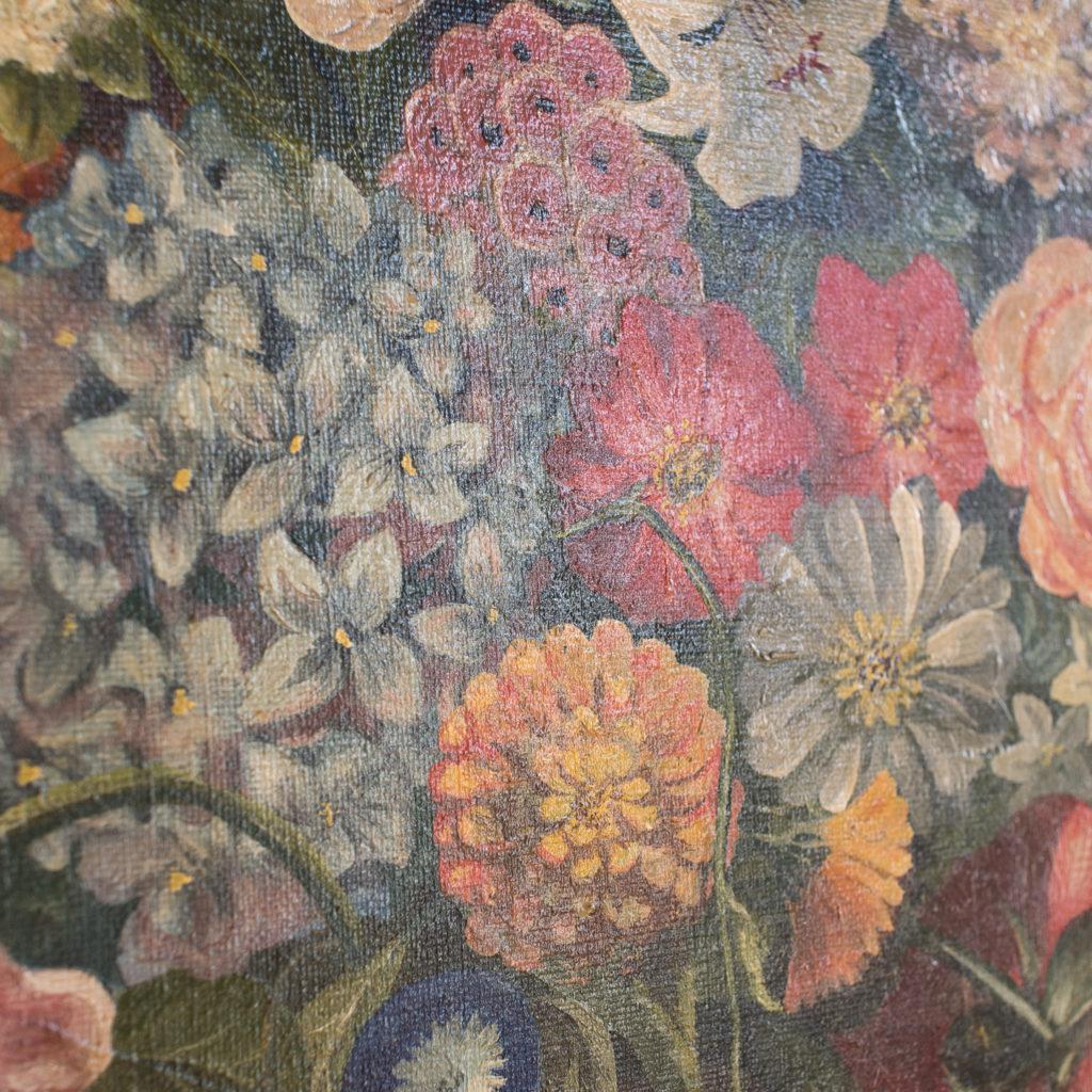 Dutch style, floral still-life,-130882