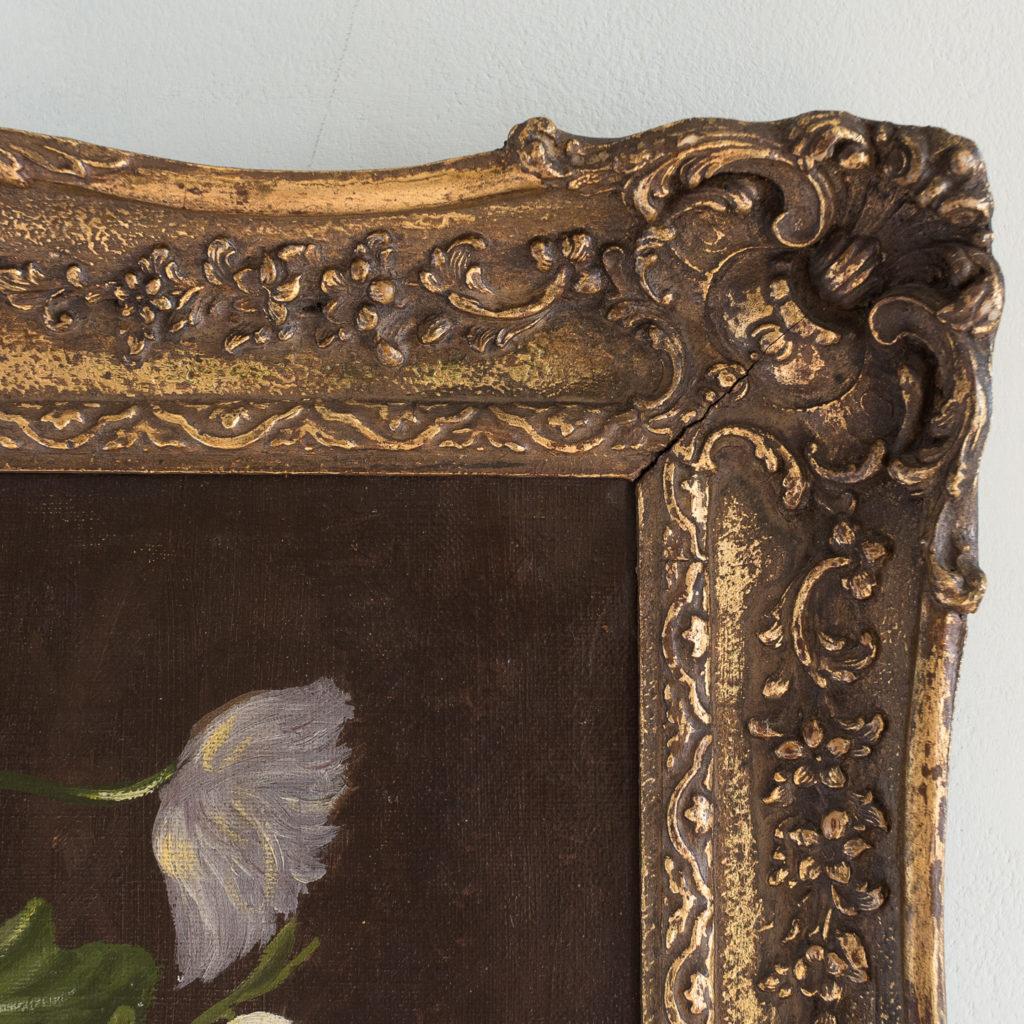Dutch style, floral still-life,-130883