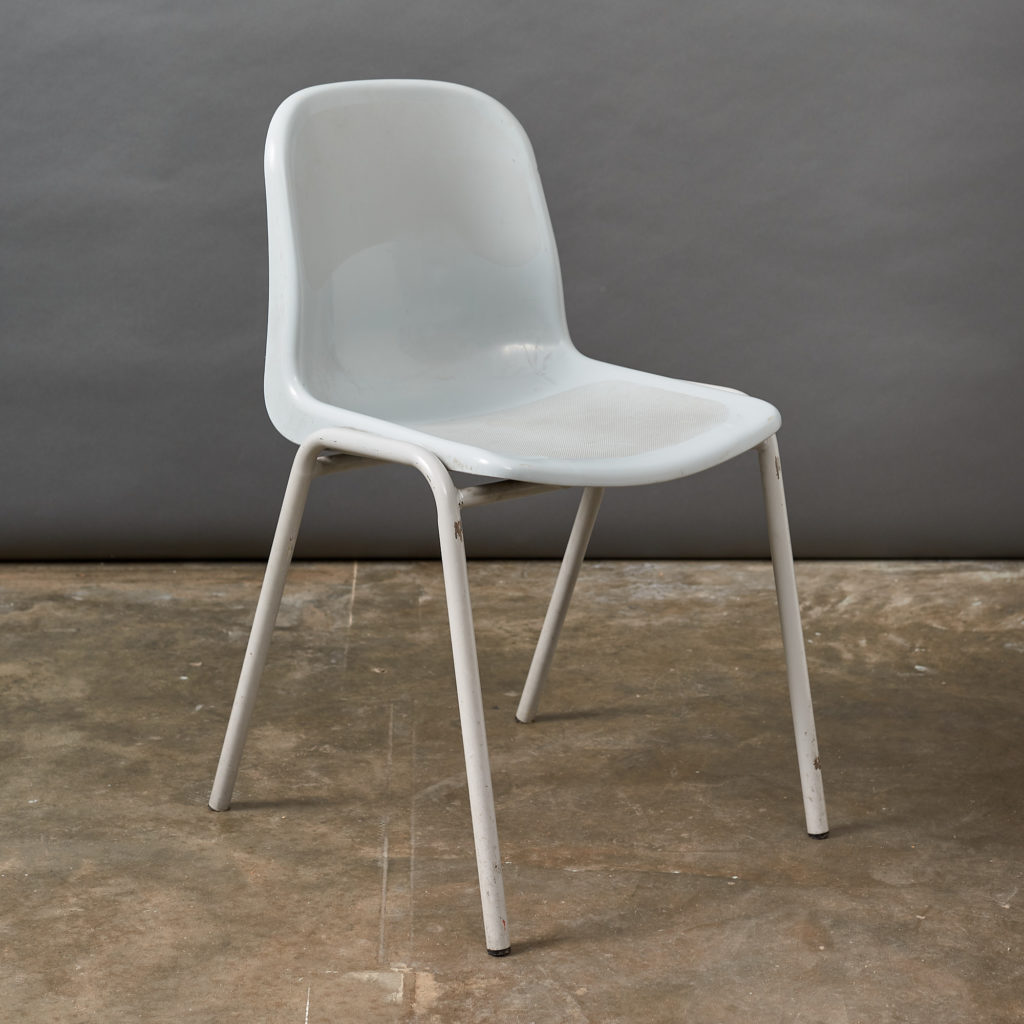 Stacking chair,-132256