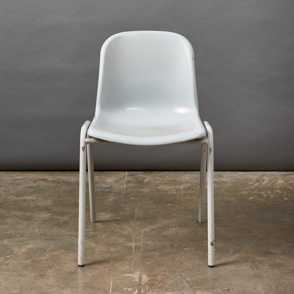 Stacking chair,-132258