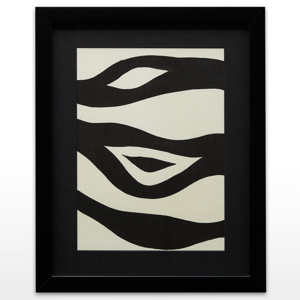 Alexander Calder lithograph,-0