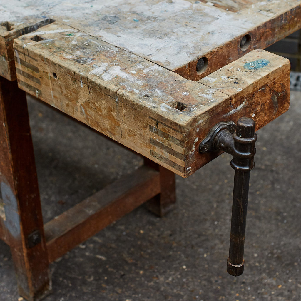 Joiner's workbench,-132037