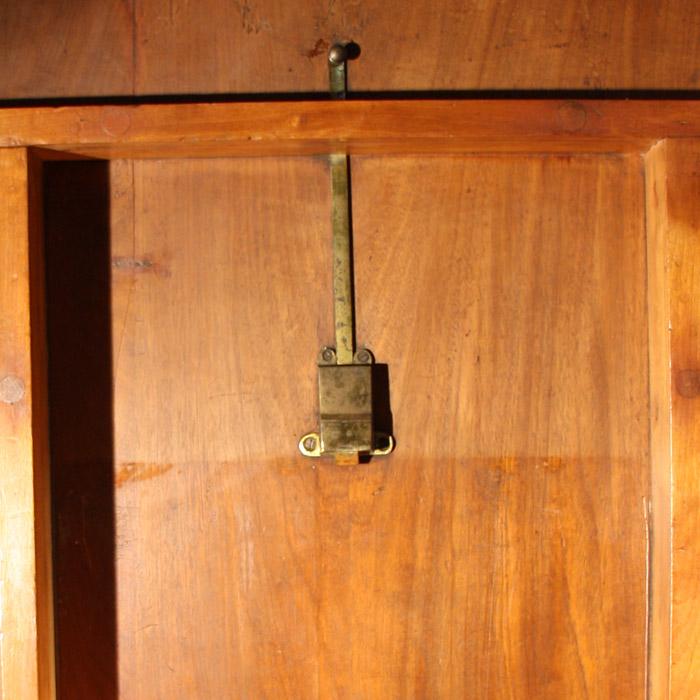 A George IV mahogany breakfast table-132056