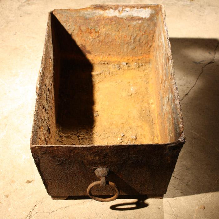 Blacksmith's quenching trough